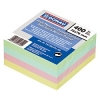 Kostka post-it 76x76mm/400k pastel Donau 7573001
