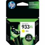 Tusz HP 933XL | Officejet Pro 6100 / 6600 / 6700 | 825 str. | yellow | CN056AE#BGY